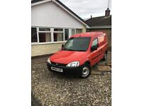 Vauxhall Combo 2008 long m.o.t LOW MILEAGE