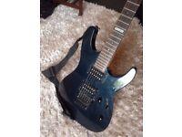 ESP Ltd M100 guitar plus Line 6 Spider II Amp - excellent condition