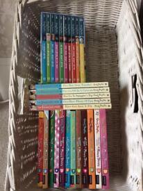 27 Enid Blyton books. Worth over £100