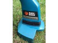 Black&decker trimmer