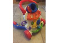 Chicco baby walker for those first steps