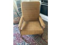 Vintage / Retro 70s Lounge Chairs - 2 Available