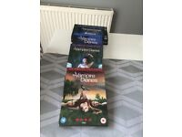 The vampire diaries complete seasons 1-4