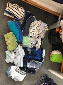 Boy clothes 3-6 bundle 2