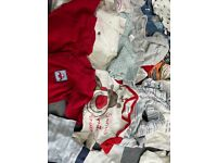 3-6 months baby boy clothes bundle- OVER 55 ITEMS!!