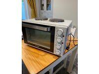 Table top mini oven