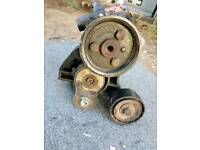 Iveco Daily Power steering pump with rollers and belt adjuster