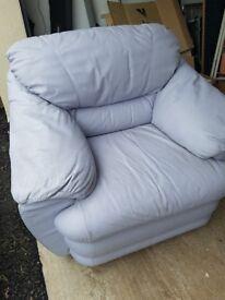 Lilac Armchair
