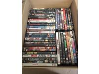 Bundle of DVDs (83 in total including box sets and classics)
