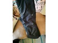 Women's Snow board Pants / salopettes