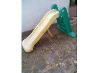 Little Tikes Large Folding Slide - Read Description - Leeds 8 Can Deliver