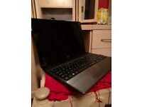 "ACER ASPIRE GOOD CONDITION 750GB HDD 6GB DDR3 MEMORY 15.6"" HD DISPLAY"