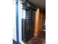 Quality Plastics storage units/chest of draws/modular,can deliver
