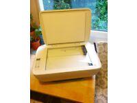 HP DeskJet 3630 wireless printer,scanner,photocopier, almost brand new