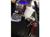 Devilbiss GTI PRO spray gun brand new boxed