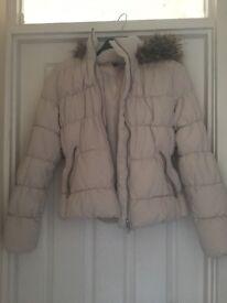 H&M puffs jacket