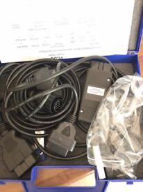 Ross Tech VCDS Hex-Net scanning for VW Audi seat Skoda LT
