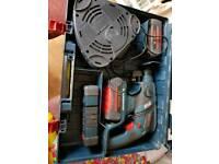 Bosch professional GBH36v hammer drill