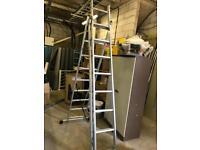 Lyte aluminium ladder
