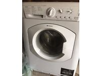 Hotpoint washing machine 1400 max spin Eco Tech 7kg load