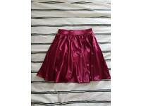 Size 8 brand new womens assorted skirts, shorts and leggings