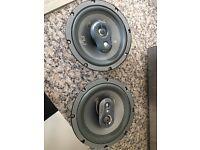 Fly speakers