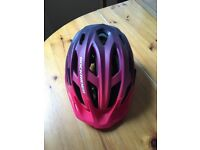 Free Brand New Btwin Helmet