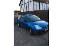 Ford Fiesta finesse 2004