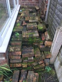 Reclaimed bricks £20 for all if collected asap.