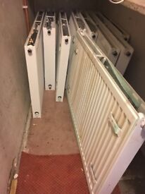 Radiators (white)