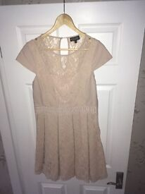 Warehouse lace dress -size 14
