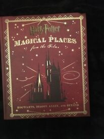 Harry Potter The Magical Places From The Films