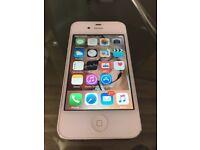 iPhone 4s 16g white