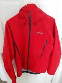 Berghaus civetta jacket size l