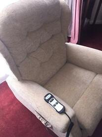 Celebrity Recline and Lift Chair - Like NEW!