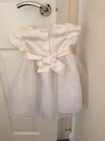 Baby flower girl / christening dress