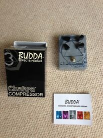 Budda Amplification Chakra Compressor
