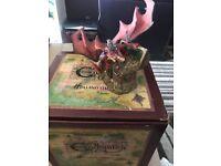3 Royal Dolton Ltd addition dragons £50 for all 3
