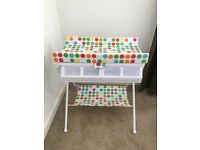 Kiddicare Changing and Bathing Table