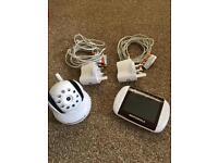 1 Motorola MBP36 baby monitor with 1 Camera