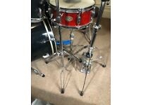 Pearl Export full drum kit with cymbals, stand, snare…