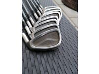 KING COBRA 9-8-7-6-5-4-3-pw IRONS golf clubs -quality