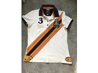 Sz14 Joules polo shirt