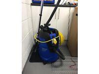 Nilfisk Alto 26 wet and dry vac 110v