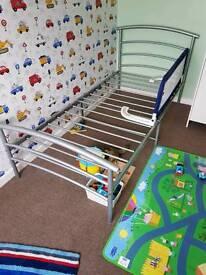Single Metal Bed base