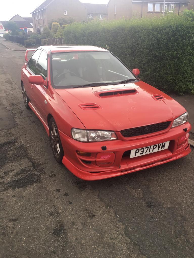 Subaru Impreza wrx sell or swap for diesel preferably bmw