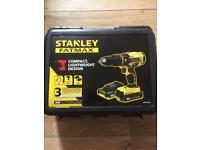 Stanley fat max drill brand new!