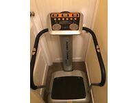 Power Trainer Fitness Sound Vibration Plate.