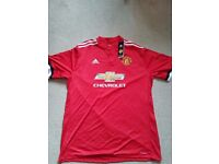 Manchester United Home / 3rd Shirt
