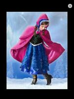 Disney Store Frozen Limited Edition Anna costume 1/1500 sz 4